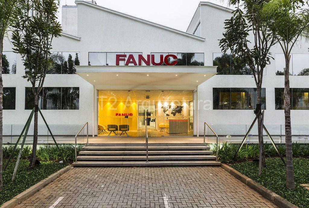 Fanuc South America.