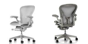 nova cadeira Herman Miller Aeron